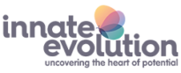 Transparent Logo, Innate Evolution, UK
