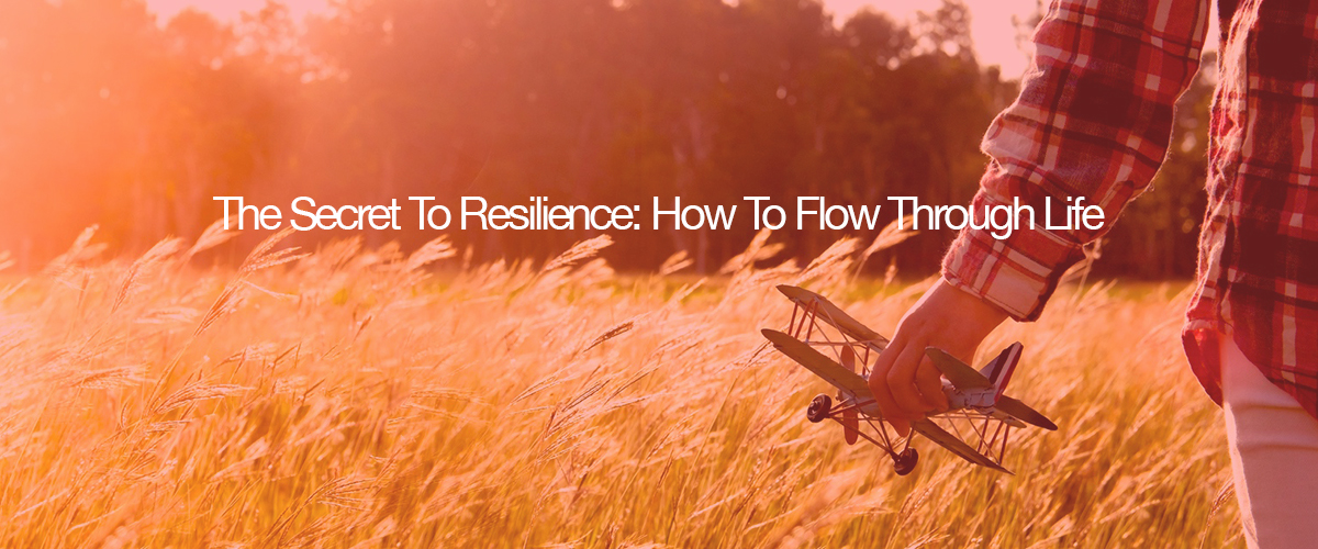 The Secret To Resilience: How To Flow Through Life | March 2 &. 3